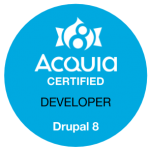 Acquia Certification - Drupal 8