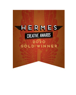 Hermes gold award 2020