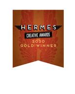 Hermes gold award 2020