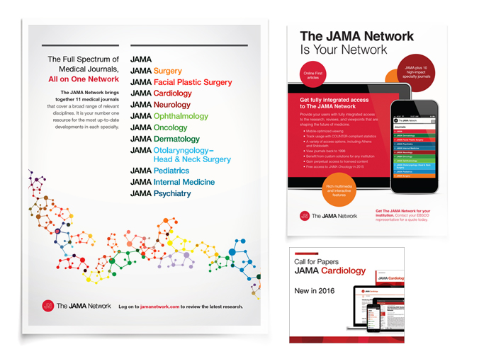 JAMA, Marketing Strategy, Responsive Design, Website Development